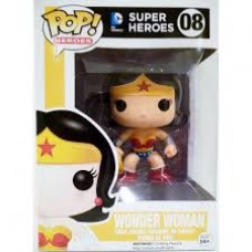 Funko Pop! DC Comics Super Heroes Wonder Woman Vinyl Action Figure #08 FU2249